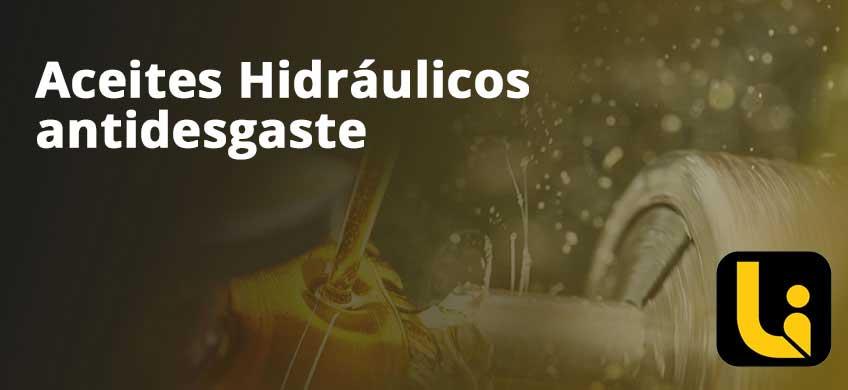 Aceites Hidráulicos antidesgaste