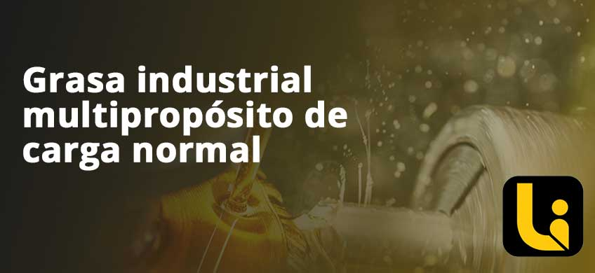 Grasa Industrial multipropósito de carga normal