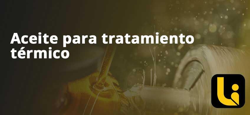 Aceite para tratamiento térmico