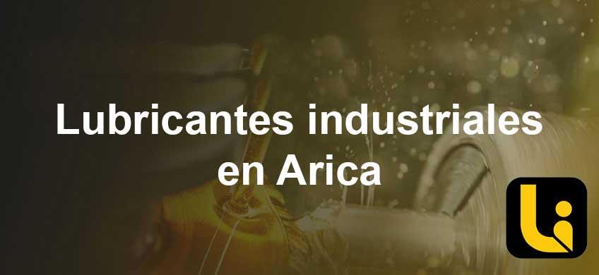 Lubricantes industriales en Arica