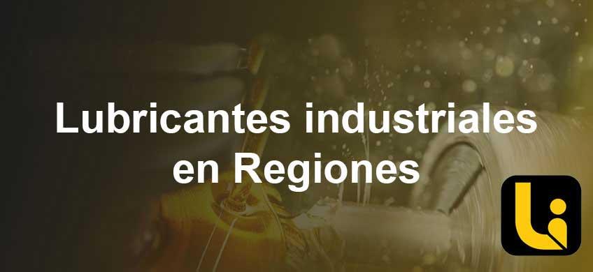 Lubricantes industriales en Regiones